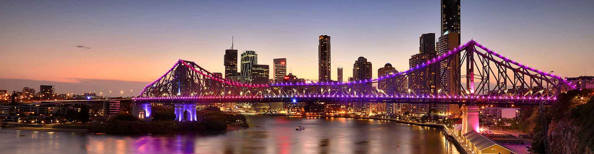 Brisbane – Albergues no Noroeste Inner Brisbane bairro. Maps for Brisbane, Photos and Reviews for each Hotel in Brisbane.