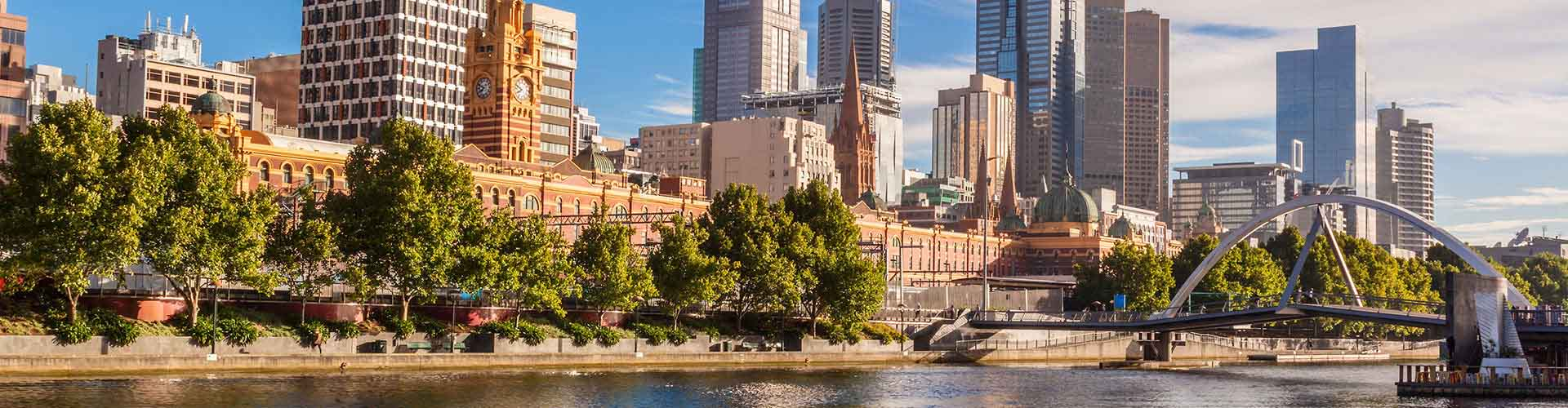Melbourne – Albergues no Melbourne bairro. Maps for Melbourne, Photos and Reviews for each Hotel in Melbourne.
