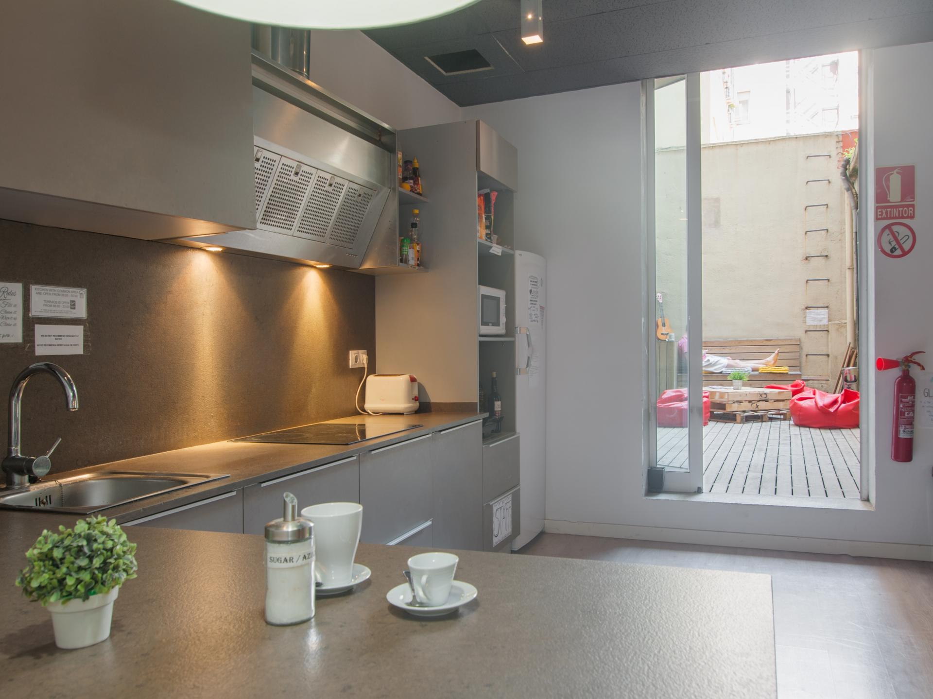 Albergue  No Limit Barcelona Central