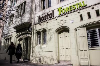Albergues - Hostal Forestal