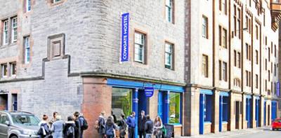 Albergues - Cowgate Hostel