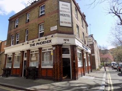 Albergues - Phoenix Hostel London