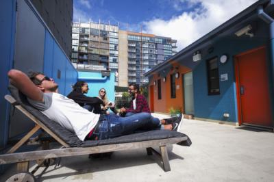 Hostels e Albergues - Hostel Melbourne Central YHA