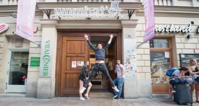 Albergues - Wombat's CITY Hostel - Budapest