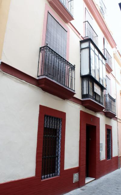 Albergues - Arc House Sevilla