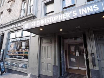 Hostels e Albergues - St Christopher's Inn, Edinburgh
