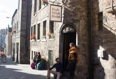 Hostels e Albergues - Hostel High Street