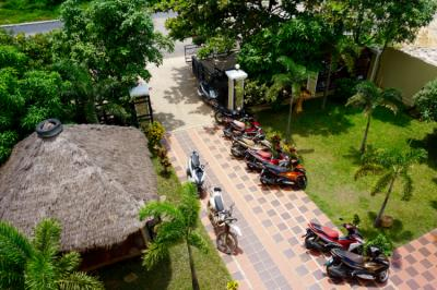 Albergues - Mad Monkey Hostel Kampot