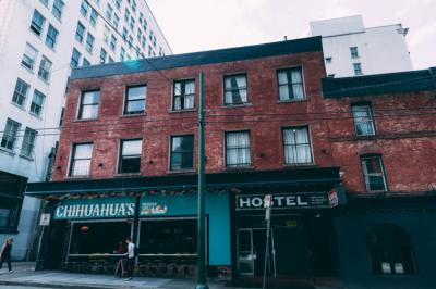 Albergues - Cambie Hostel - Downtown