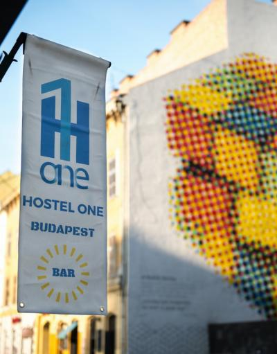 Albergues - Hostel One Budapest
