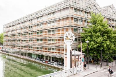 Hostels e Albergues - Hostel St Christopher's Inn Paris - Canal