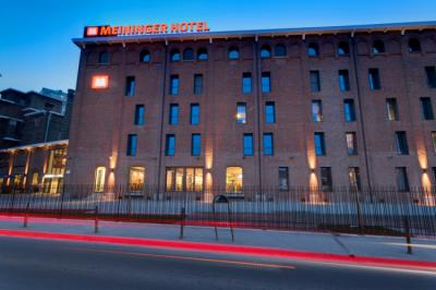 Albergues - MEININGER Hotels Bruxelles City Center