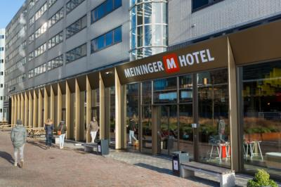 Albergues - MEININGER Hostel Amsterdam City West