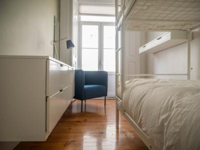 Albergues - No Limit Hostel Lisbon