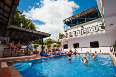 Hostels e Albergues - Hostel Mad Monkey Siem Reap
