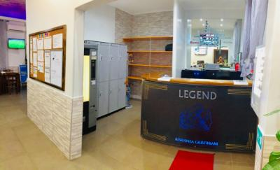 Albergues - Legend R.G. Hostel