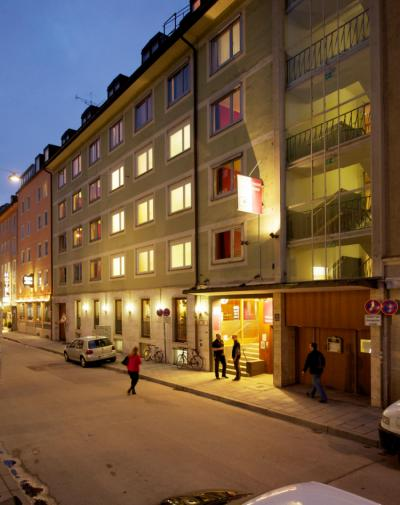 Hostels e Albergues - Hostel THE 4YOU & Hotel Munich
